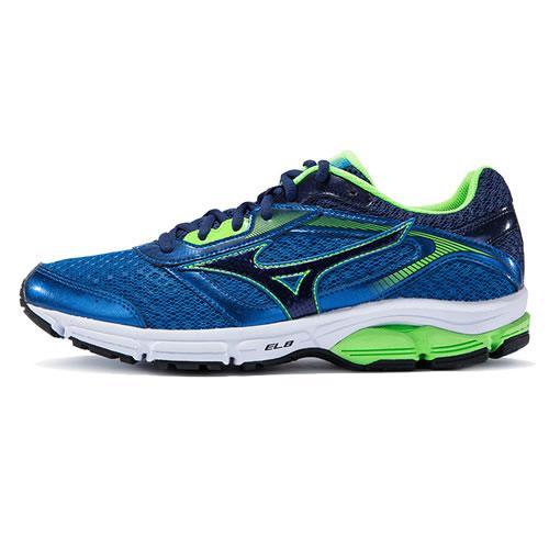 美津浓J1GR161370 WAVE IMPETUS 4男子跑步鞋
