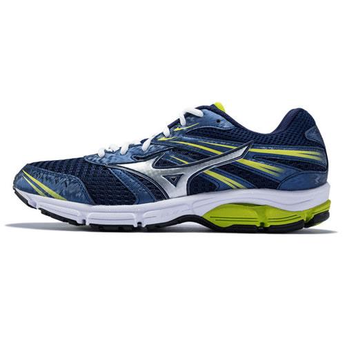 美津浓J1GR159877 WAVE ZEST男子跑步鞋