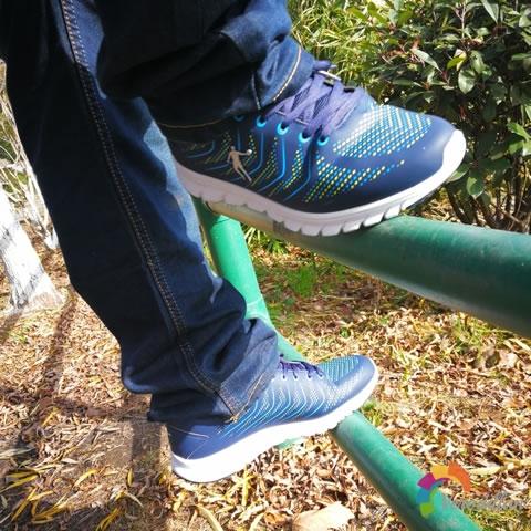 试穿测评:乔丹XM4570250跑鞋试用体验图2