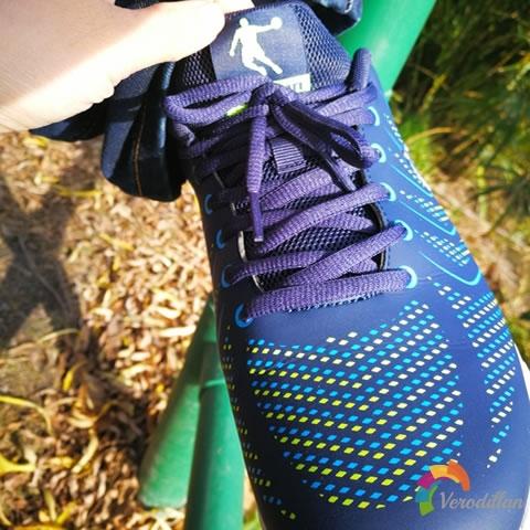 试穿测评:乔丹XM4570250跑鞋试用体验