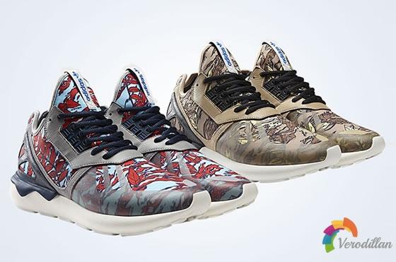 印花设计:adidas Tubular Runner Hawaii Camo发售简评