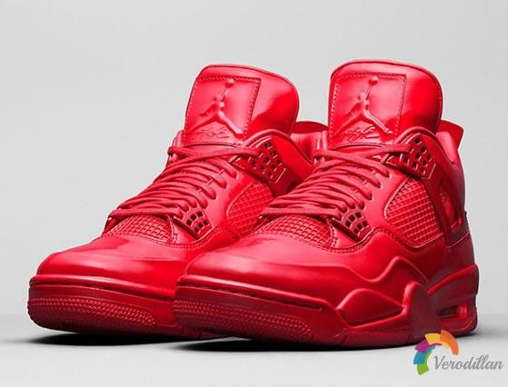 奢华尊贵:Air Jordan 11Lab4细节曝光