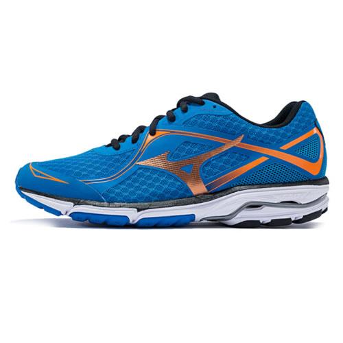 美津浓J1GC172154 WAVE UNITUS 3男子跑步鞋