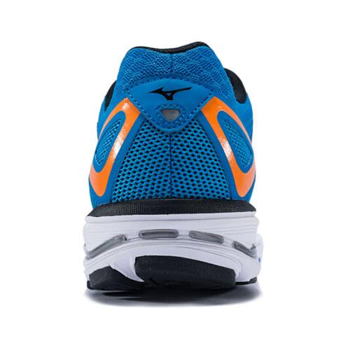 美津浓J1GC172154 WAVE UNITUS 3男子跑步鞋图2高清图片
