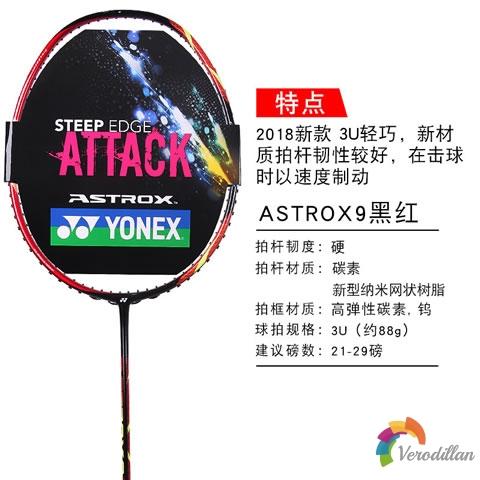 尤尼克斯AX-9(天斧9)适用人群及配线建议