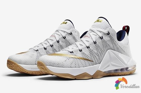 霸气十足:Nike LeBron 12 Low USA发布简评