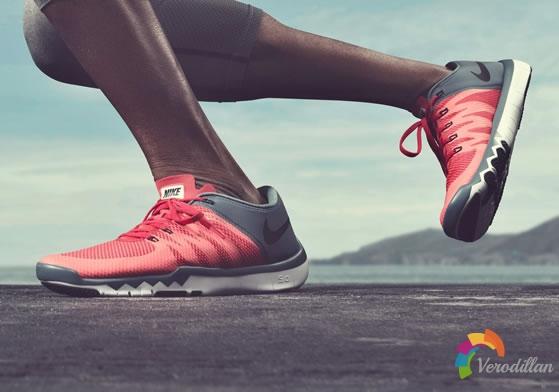 强大抓地力:Nike Free Trainer 5.0发布简评