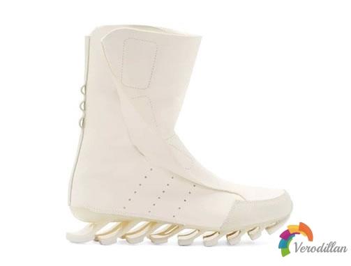 化繁为简:adidas Springblade Boots鞋款发布简评