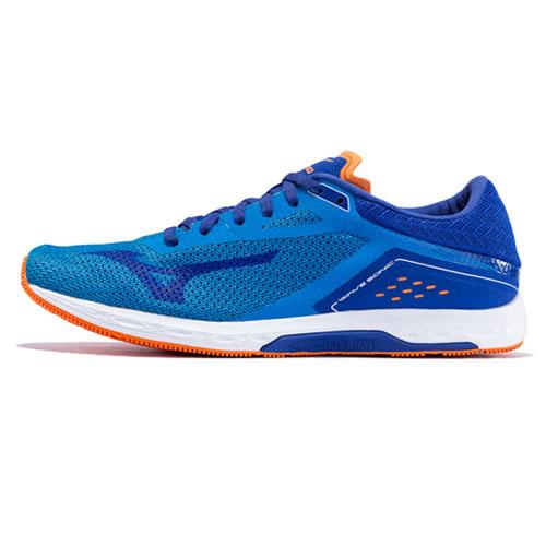 美津浓J1GC173436 WAVE SONIC男子跑步鞋