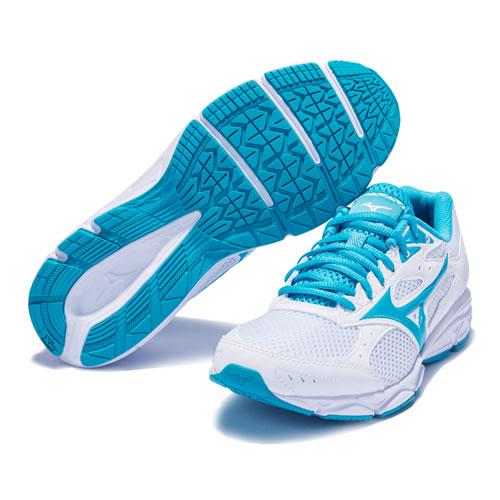 美津浓K1GA180432 SPARK 3女子跑步鞋图4高清图片