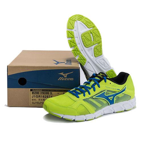美津浓J1GR162874 SYNCHRO SL男子跑步鞋图4高清图片