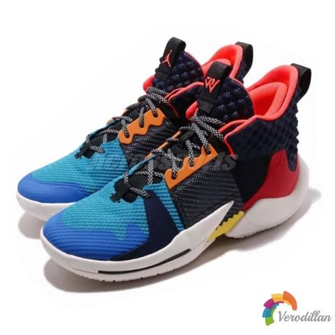 全新鞋款:AJ威少2代综合测评图1