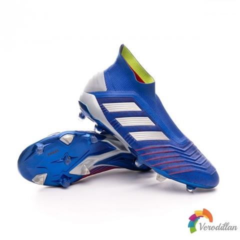 蓝色战舰:adidas Predator 19+足球鞋解读
