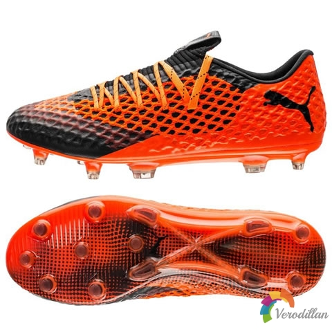 PUMA FUTURE 2.1 Low FG/AG足球鞋细节深度剖析