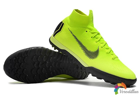 Nike Mercurial Superfly 6 Elite TF足球鞋细节深度剖析