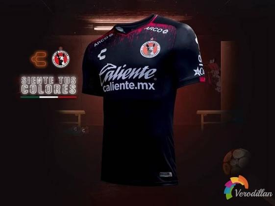 墨西哥蒂华纳2019第二客场球衣发布解读