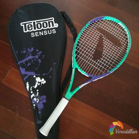 试打测评:天龙NEW M-SENSUS网球拍试用体验