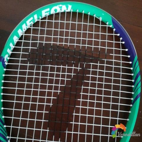 试打测评:天龙NEW M-SENSUS网球拍试用体验图2