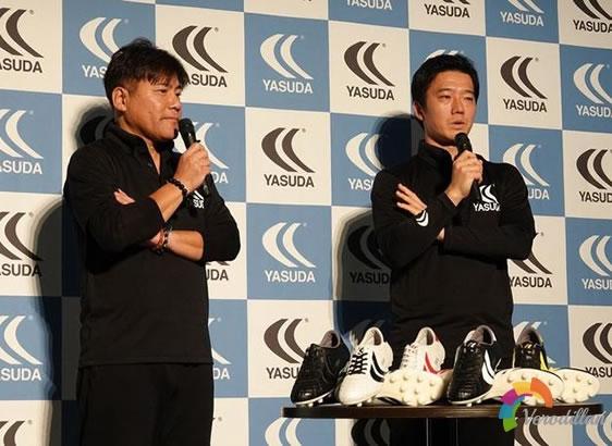 日本足球鞋品牌YASUDA YX-2019系列足球鞋发布解读