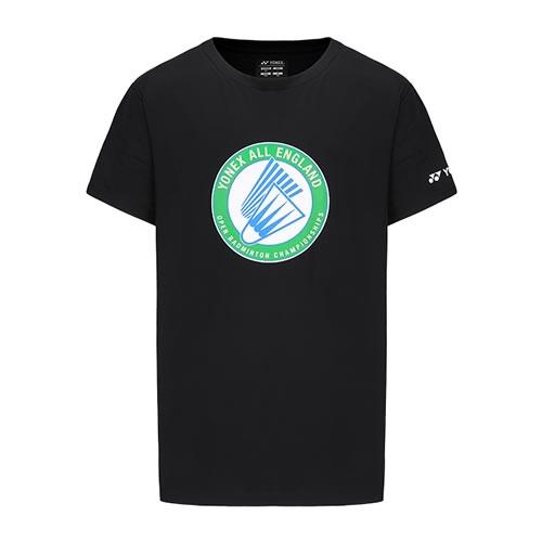 尤尼克斯110628BCR男子羽毛球T恤
