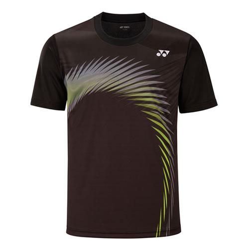 尤尼克斯110538BCR男子羽毛球T恤