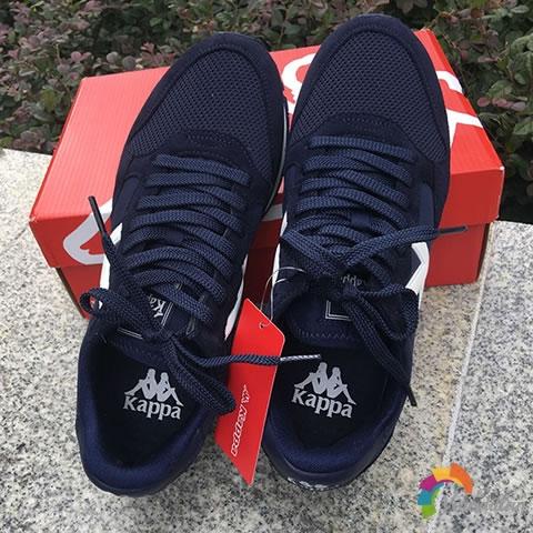 试穿测评:卡帕K0715MM15复古跑鞋试用体验图1