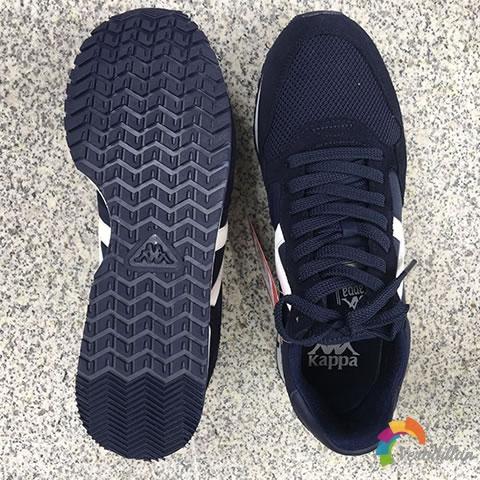 试穿测评:卡帕K0715MM15复古跑鞋试用体验图2