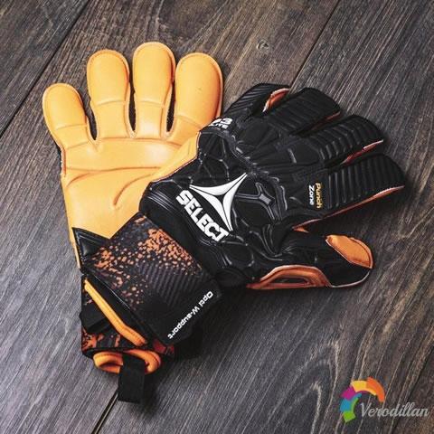 Select 93 Elite门将手套设计细节简评