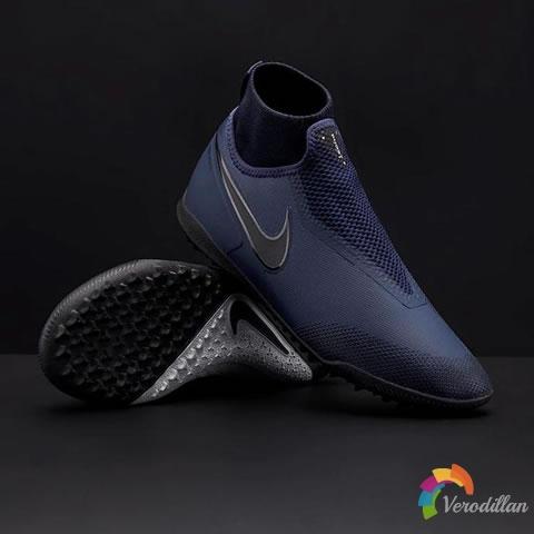 小场足球鞋:耐克React Phantom VSN Pro DF发布解读