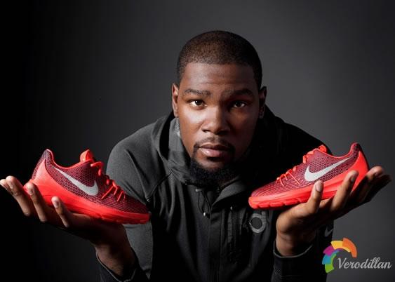 力量与精准的融合:Nike KD8 V8设计简评