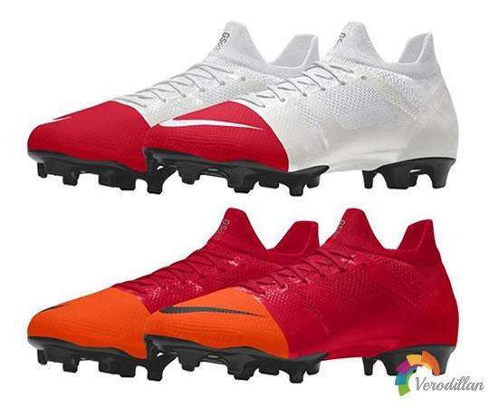 个性定制上线:Nike Mercurial GS 360 iD足球鞋