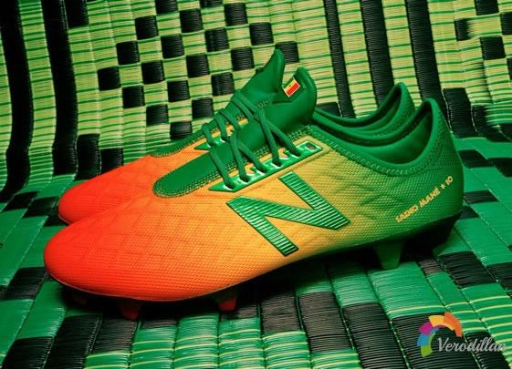 限量版足球鞋:New Balance Furon 4.0 Bambaly发布
