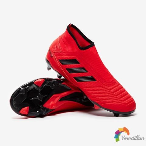 旗舰款战靴:adidas Predator 19.3 LL发布简评