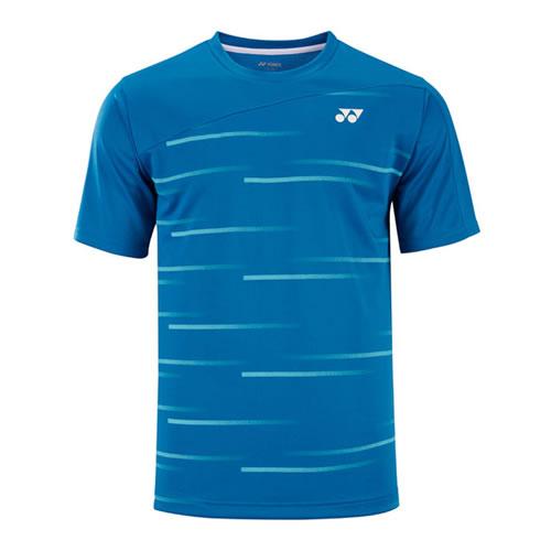 尤尼克斯115298BCR男子羽毛球T恤