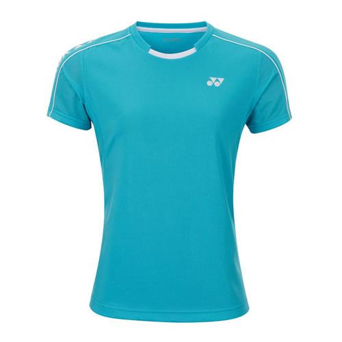 尤尼克斯210028BCR女子羽毛球T恤