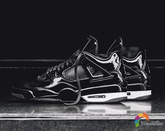 质感漆皮:Air Jordan 11 Lab4发售简评