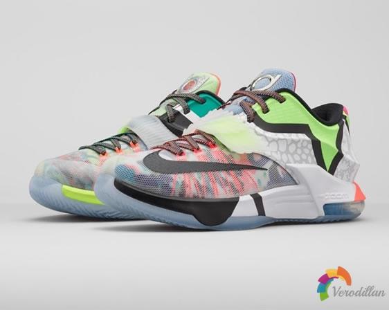 回溯过去:Nike KD7 What The设计解读