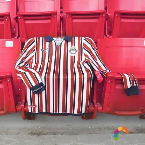 墨西哥瓜达拉哈拉2018世俱杯球衣发布解读