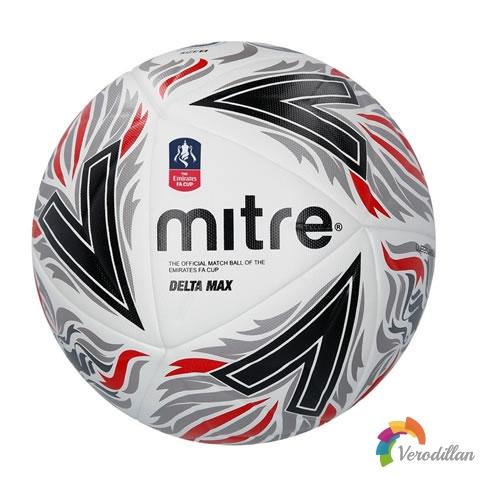 Mitre 2018/19赛季英格兰足总杯官方比赛用球发布解读