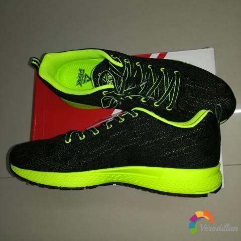 试穿测评:匹克E61207H网面跑鞋试用体验