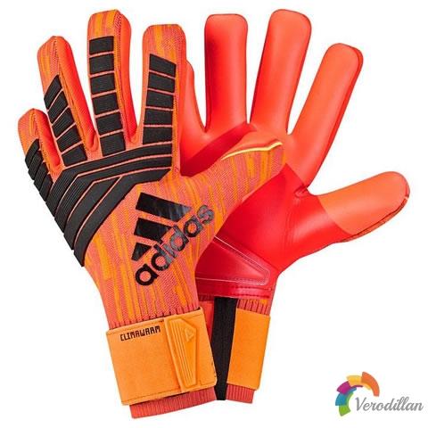 暖意十足:阿迪达斯发布新配色Predator Pro Climawarm门将手套