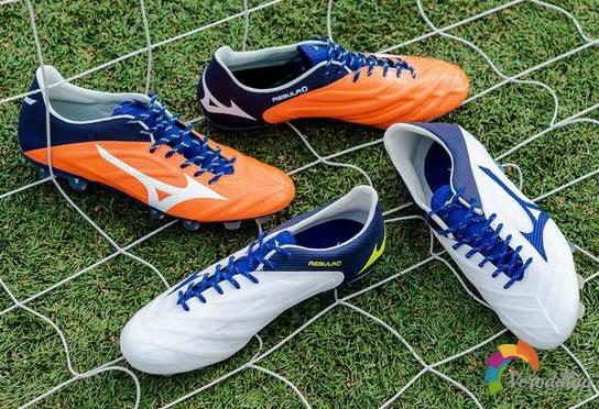 美津浓发布两款全新配色Rebula 2系列足球鞋
