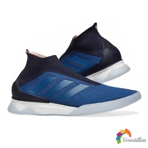 简约轻盈:解读adidas Predator Tango 18+ TR足球鞋