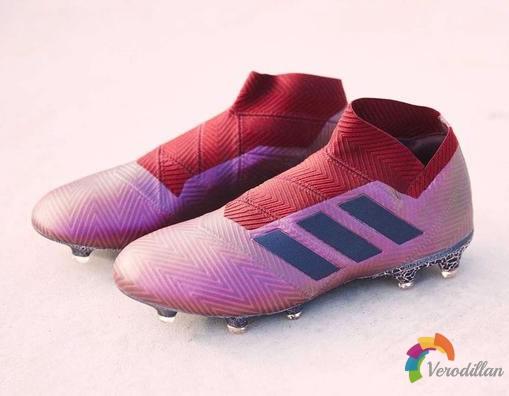 最新保暖科技:解读adidas Nemeziz 18+足球鞋
