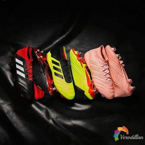 阿迪达斯发布三款Predator 18.1 Leather足球鞋