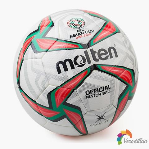 Molten 2019阿联酋亚洲杯官方比赛用球设计解读