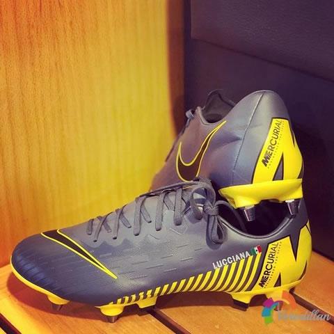 奥乔亚个人定制款Nike Mercurial Vapor 12足球鞋鉴赏