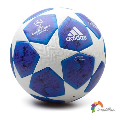 Adidas 2018/19赛季欧冠联赛官方比赛球设计解读