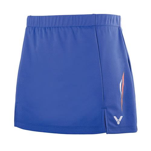 胜利K-76300女子羽毛球短裙