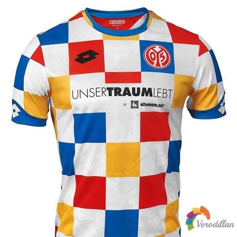 德国美因茨2019狂欢节特别版球衣发布解读